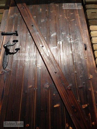 Antik ajtó, antikolt ajtók, rusztikus nyílászárók gyártása.