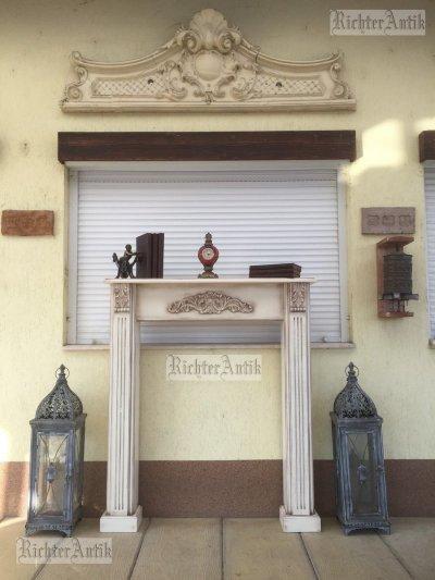 Provence bútor, Kandalló burkolat antikolt 02.
