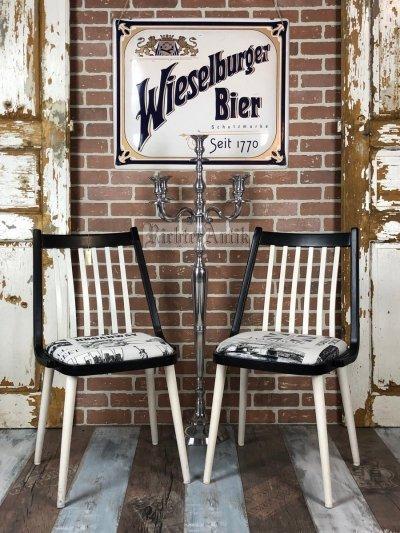 Loft, Art Deco székek 2db.