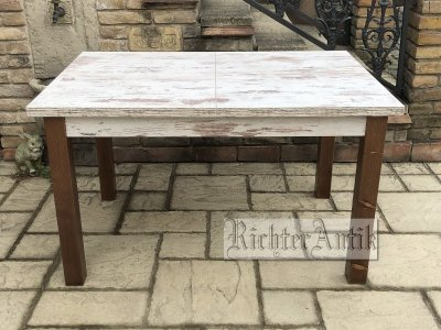 Vintage bútor, étkező asztal.