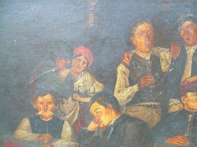 Festmény tisztítás, restaurálás
