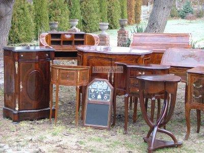 Bútorok felújítása, restaurálása