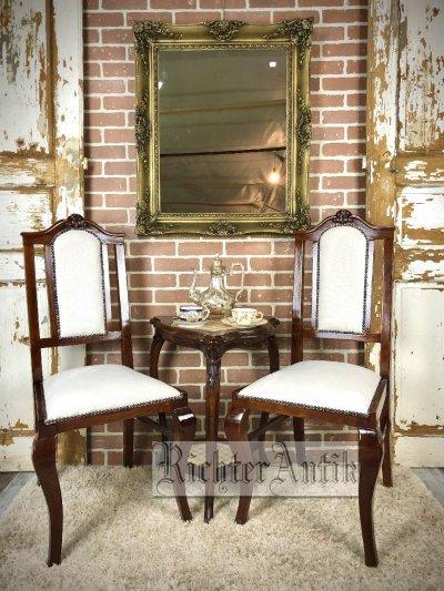 Felújított Polgári étkező székek.