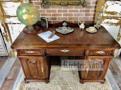 Antik bútor, régi utazó láda 6.