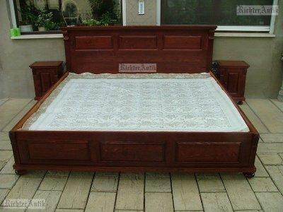 Ónémet francia ágy.