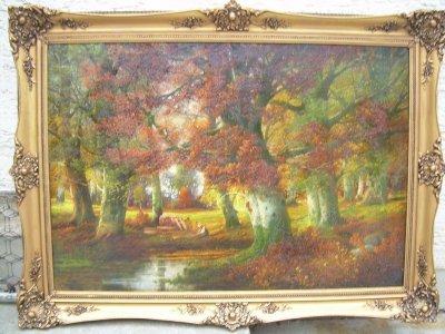 Festmény restaurálás, felújítás